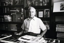 André Kertész cca. 1980