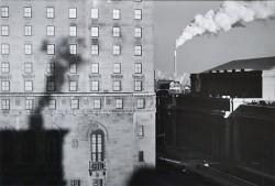 André Kertész - Smoke in Toronto