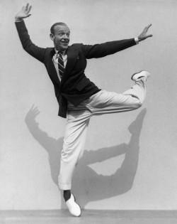 Martin Munkacsi - Fred Astaire