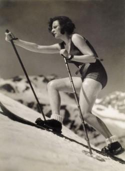 Martin Munkacsi - Leni Riefenstahl, 1931