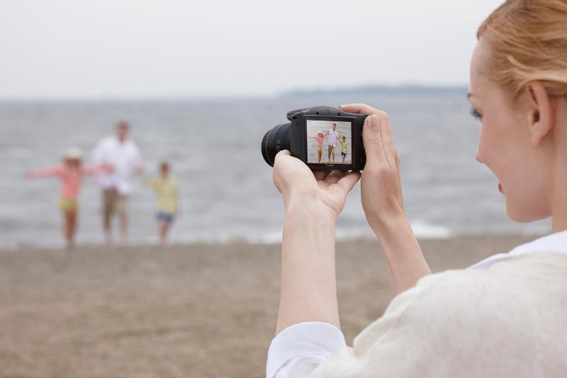 Canon PowerShot SX400 IS