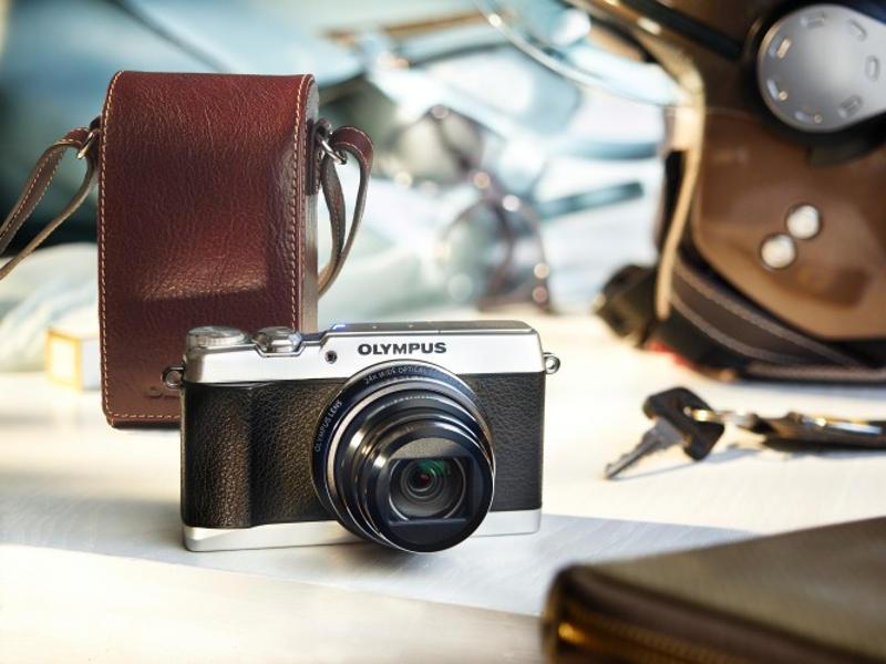 Olympus Stylus SH-1 digitális kompakt fényképezőgép