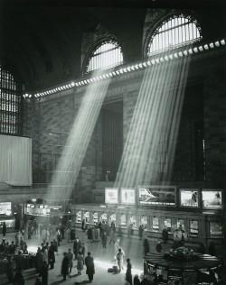 Brassai: Grand Central Station 1957