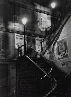 Brassai: Párizs este 1930