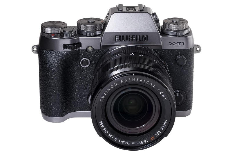 Fujifilm X-T1 kamera grafit szürke változat