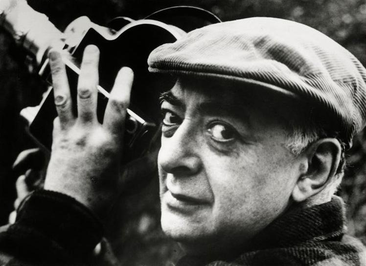 Brassai kamerával - Gilbert Brassai 1955