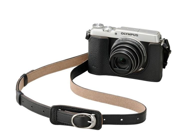 Olympus Stylus SH-2 kompakt fényképezőgép