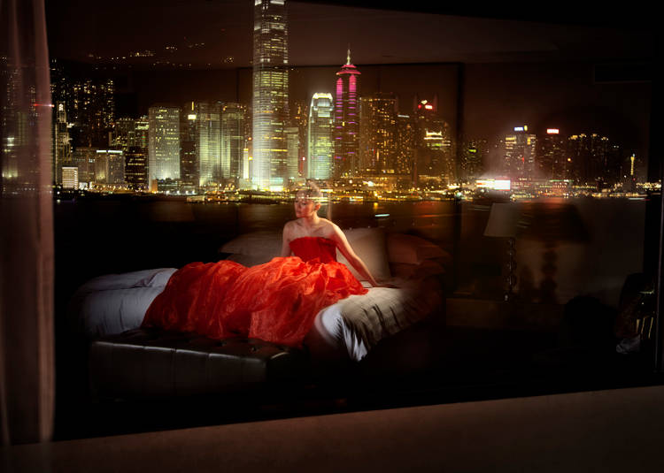 David Drebin, Dreams of Hong Kong, 2009. Courtesy of CAMERA WORK, Berlin