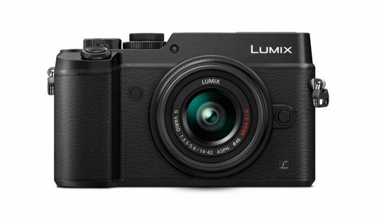 Panasonic LUMIX DMC-GX8 interchangeable lens camera