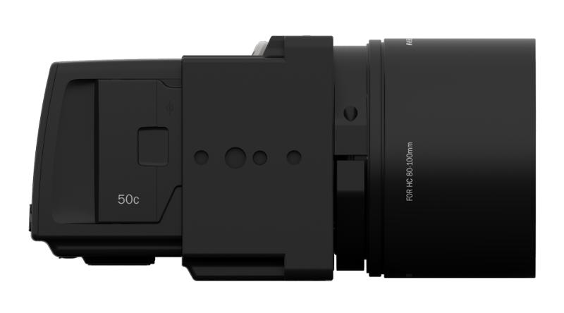 Hasselblad A5D aerial camera