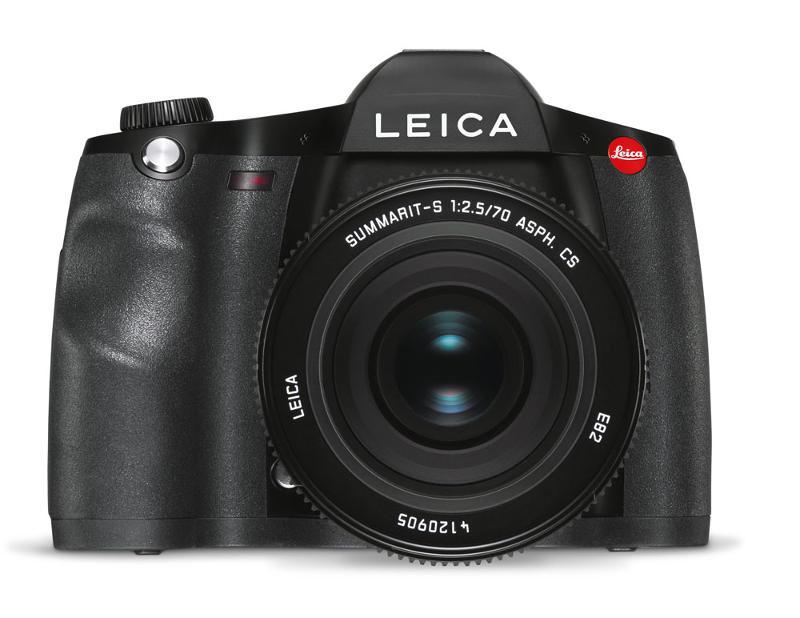 The Leica S (Typ 007) camera