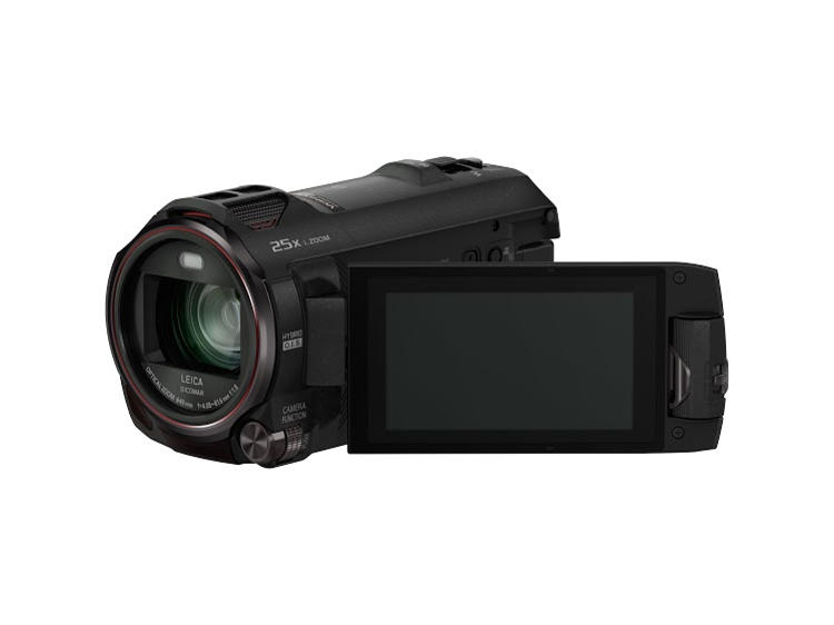European camcorder 2015-2016: Panasonic HC-WX970