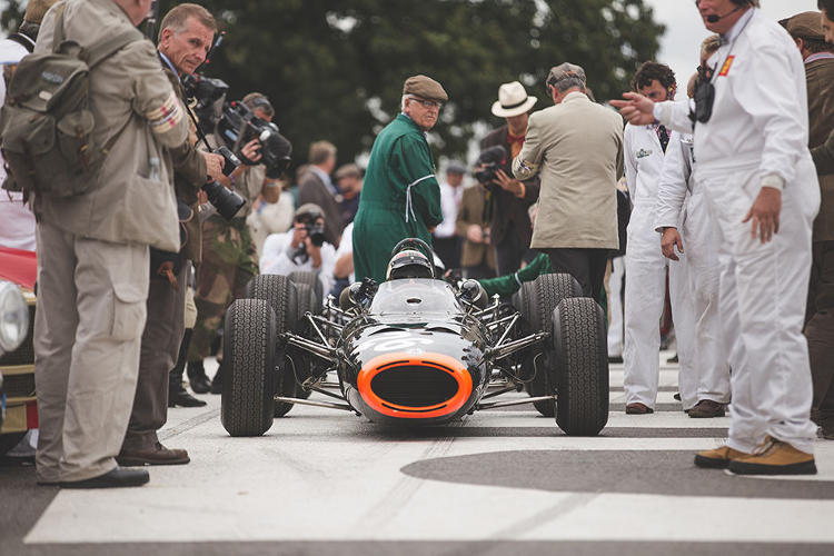 Leica and Goodwood Revival partnership