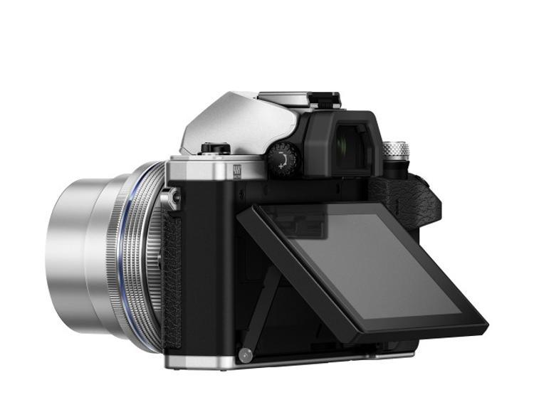 Olympus OM-D E-M10 Mark II all-metal digital camera