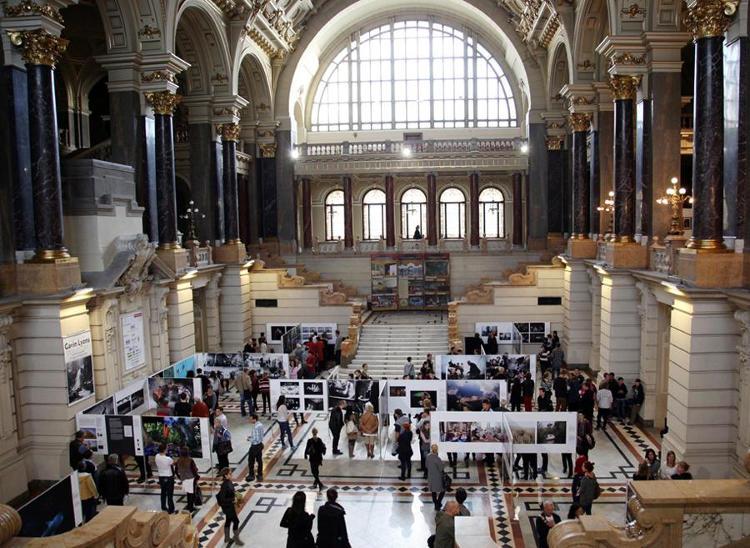 World Press Photo 2015 exhibition, Budapest