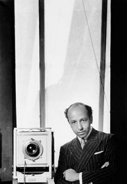Yousuf Karsh self portrait, 1938