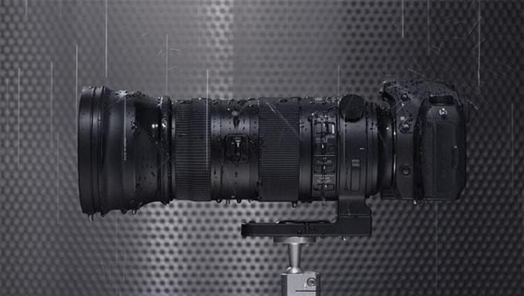 Sigma 150-600mm F5-6.3 DG OS HSM - Sports Nikon lens