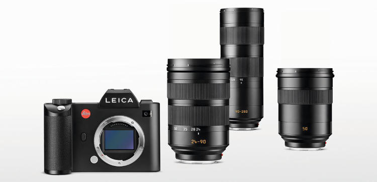 Leica SL Mirrorless System Camera
