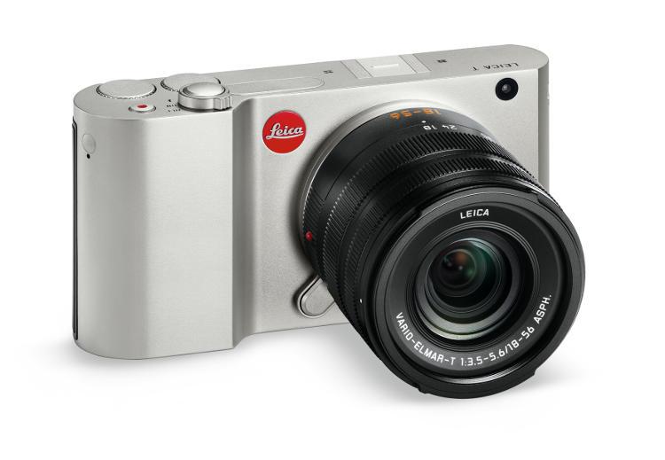 Leica T Silver Vario Elmar T 18-56 ASPH