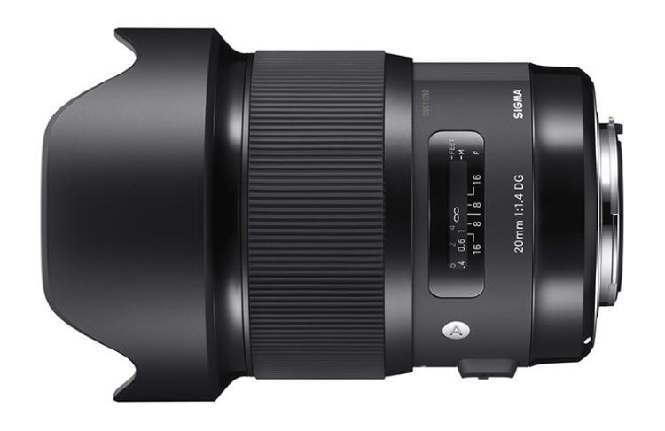 Sigma 20mm F1.4 DG HSM | A
