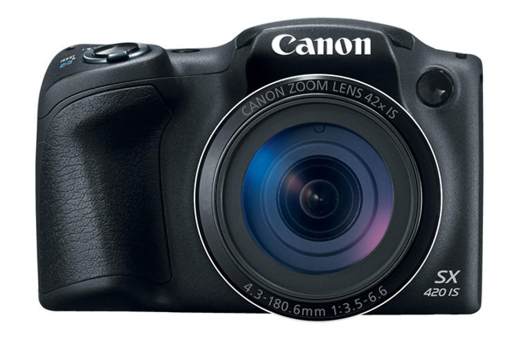 Canon Pocketable power – PowerShot SX420 IS