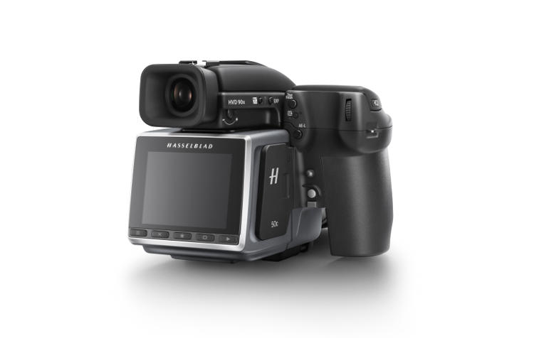 Hasselblad H6D new medium format camera