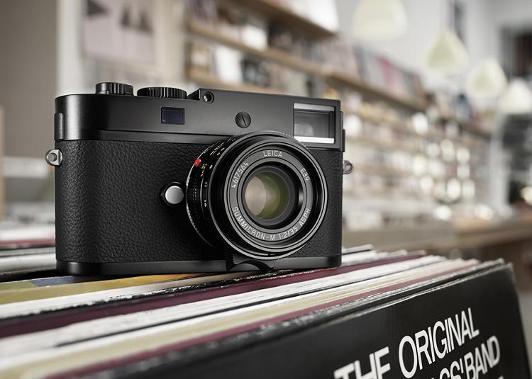 Leica M-D, a new rangefinder camera