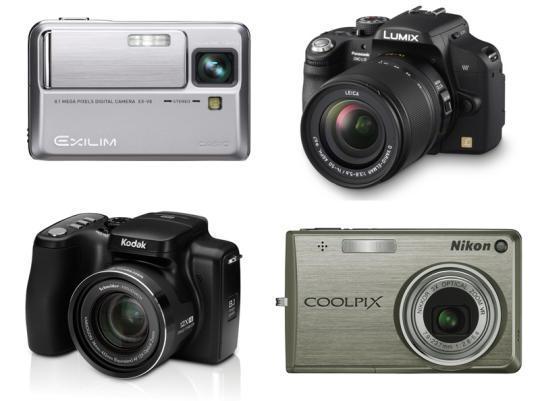Digitális kamerák - melyiket válasszam?