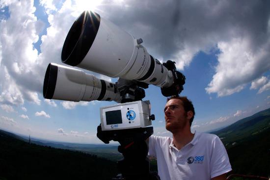70 milliárd pixel, avagy a világ legnagyobb panorámafotója