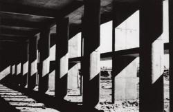 Lucien Hervé - Építkezés, 1955