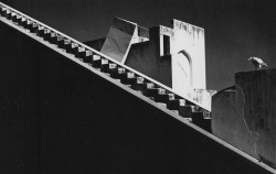 Lucien Hervé - Jaipur Observatory, 1955