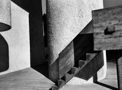 Lucien Hervé - Notredame Zarándokház, 1953