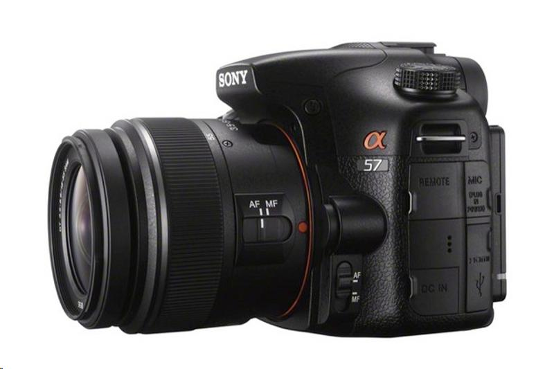 Sony Alpha SLT A57