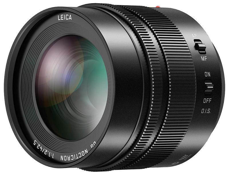 Leica DG Nocticron 42.5mm / F1.2 ASPH