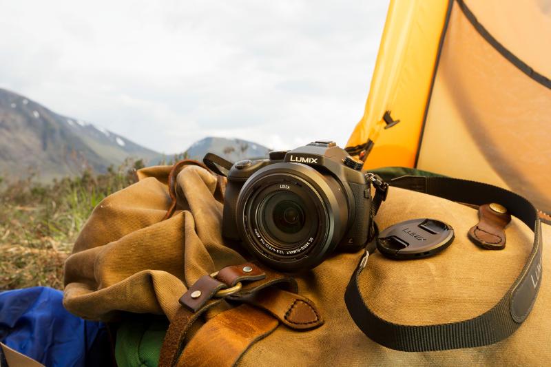 Panasonic Lumix DMC-FZ1000 digitális bridge fényképezőgép