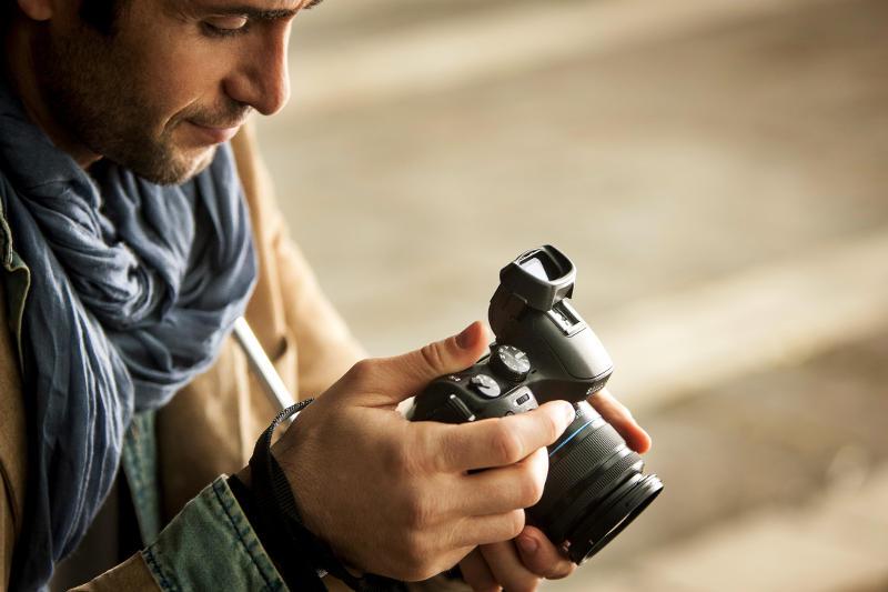 Samsung NX30 digitális fényképezőgép