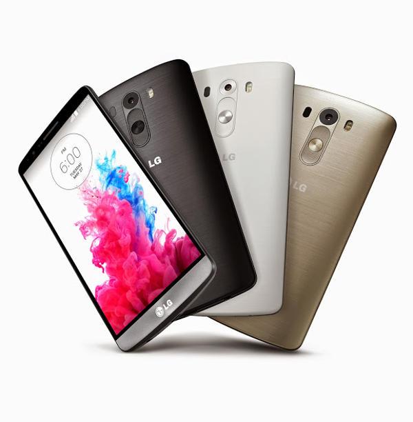 LG G3 okostelefon
