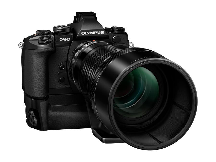 Új Olympus fényképezőgép