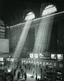 Brassai: Grand Central Station 1957