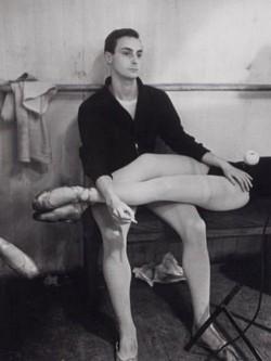Brassai: Párizs balettiskola 1953
