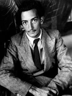 Brassai: Salvador Dali 1933