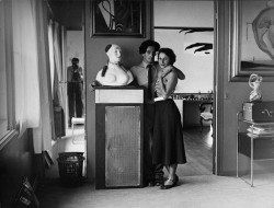 Brassai: Salvador Dali és Gala 1932-1933
