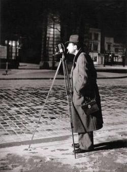 Brassai: Önarckép 1931-1932
