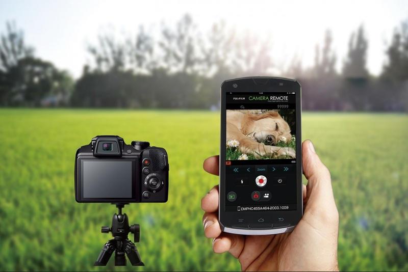 FujiFilm Finepix S9900W remote