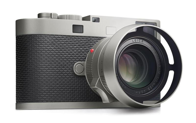 Leica M Edition 60 limitált szériás fényképezőgép