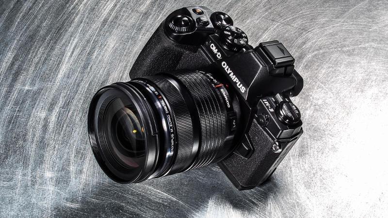 Olympus OM-D E-M1 fényképezőgép