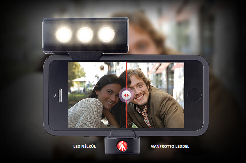 Csatlakoztatható LED fényhíd