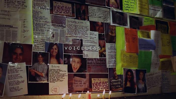 Voiceless – Stop the Bullies Nikon Filmfesztivál
