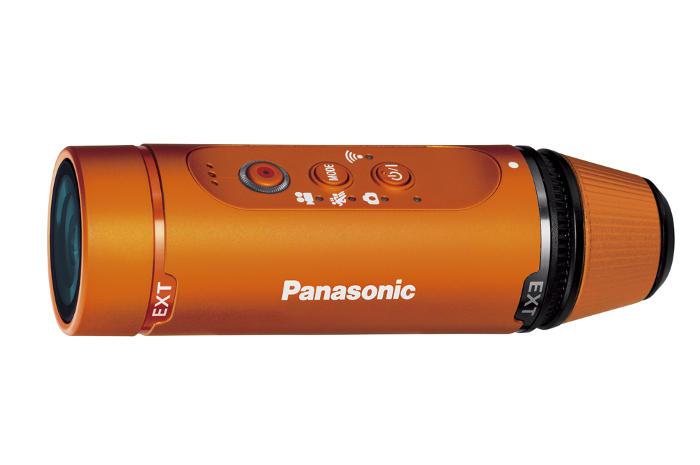 Panasonic HX-A1 kamera