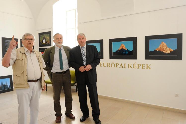 Kósa Ferenc fotográfiáiból nyílt kiállítás Hódmezővásárhelyen